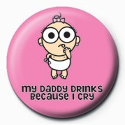 Pins D&G (Daddy Drinks)