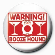 Pins Family Guy (Booze Hound)