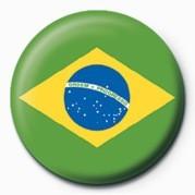Pins FLAG - BRAZIL