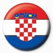 Pins Flag - Croatia