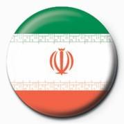 Pins Flag - Iran