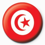 Pins Flag - Tunisia