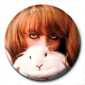 Pins FLORENCE & THE MACHINE - rabbit
