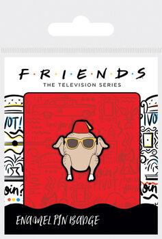 Crachá Friends - Cool Turkey