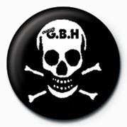 Pins G.B.H (SKULL)