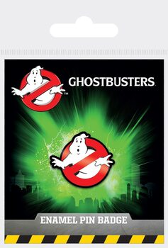 Crachá Ghostbusters - Logo
