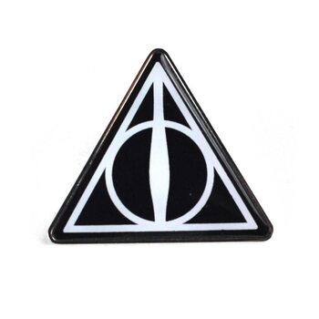 Crachá Harry Potter - Deathly Hallows