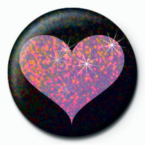 Pins HEART