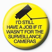 Pins I'D STILL HAVE A JOB (SURV