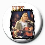 Pins Kurt Cobain