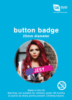 Pins LITTLE MIX - jesy