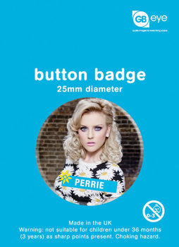 Pins LITTLE MIX - perrie