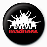 Pins MADNESS - Black