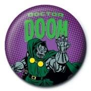 Pins  MARVEL - doctor doom
