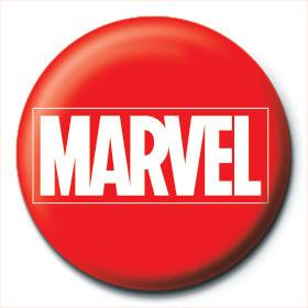 Pins Marvel - Logo