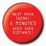 Pins  NEXT MOOD SWING - 5 MINUTES