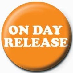 Pins On day release