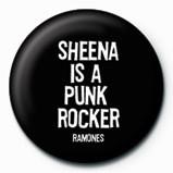 Pins RAMONES - Sheena