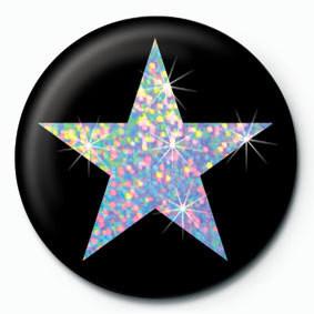 Pins SILVER STAR