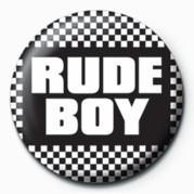 Pins SKA - RUDE BOY