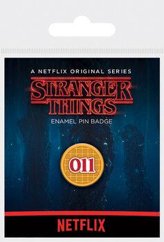 Pins Stranger Things - Eggo