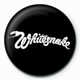 Pins  WHITESNAKE - logo