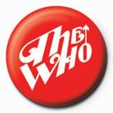 Pins WHO - curve logo