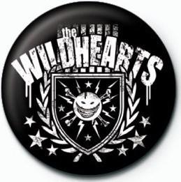 Pins WILDHEARTS (CREST)