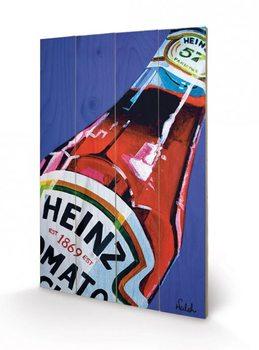 Pintura em madeira Heinz - TK Orla Walsh
