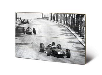 Pintura em madeira Monaco - New Promenades