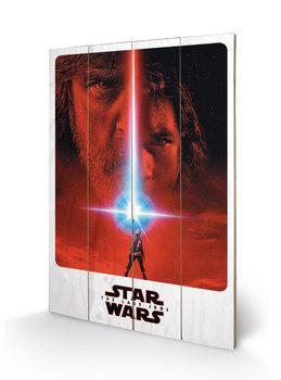 Pintura em madeira  Star Wars The Last Jedi - Teaser