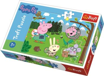 Palapeli Pipsa Possu (Peppa Pig)
