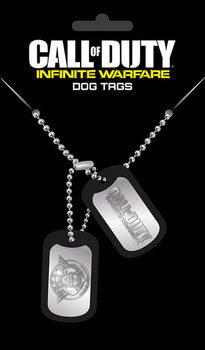 Plaque d'identité Call Of Duty: Infinite Warefare - Logo