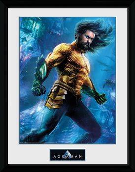 Aquaman - Arthur Curry Framed poster