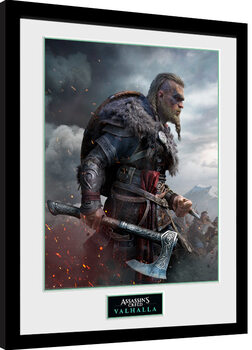 Framed poster Assassin's Creed: Valhalla - Ultimate Edition