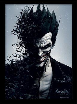 Batman: Arkham Origins - Joker Framed poster