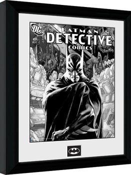 Batman Comic - Detective Framed poster