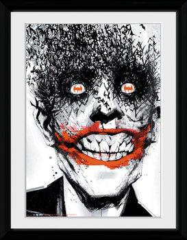 Batman Comic - Joker plastic frame