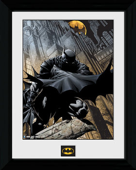 Batman Comic - Stalker Framed poster