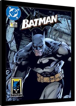 Batman - Prowl (Comic Cover) Framed poster