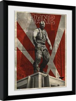 Batman:The Dark Knight Rises - Bane Framed poster