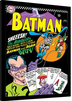Batman - The Riddler Framed poster