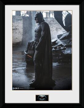 Batman Vs Superman - Batman plastic frame