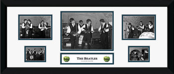 Beatles - carven Framed poster