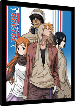 Framed poster Bleach - Casual