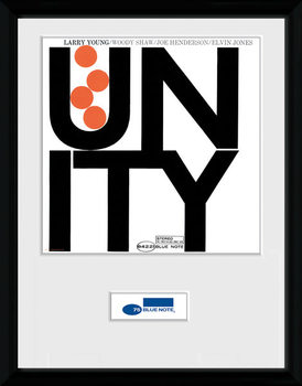 Blue Note - Unity plastic frame