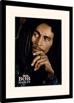 Framed poster Bob Marley - Legend