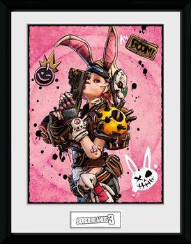 Borderlands 3 - Tina Framed poster
