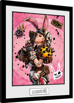 Borderlands 3 - Tina Framed poster