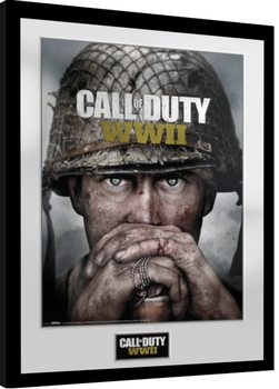 Call Of Duty: Stronghold - WWII Dogtags Framed poster
